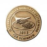 medallasoro2013jamones