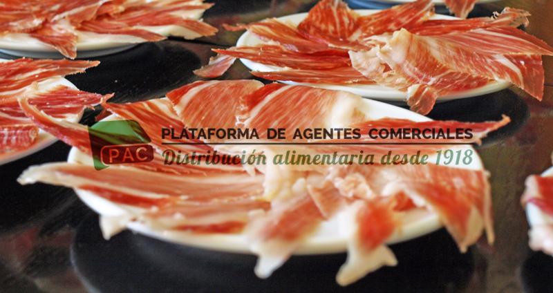 corte jamon PAC - Plataforma Agentes Comerciales - Tarragona